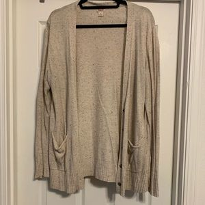 MOSSIMO Button-front cardigan Size XL